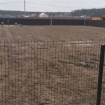 3Д забор в Серпухове