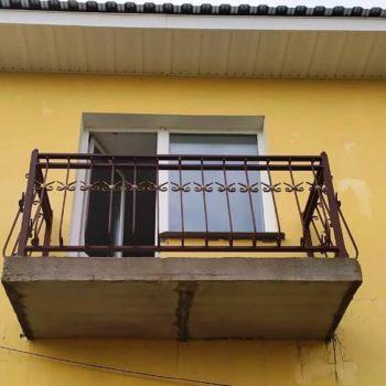 Коварный балкон